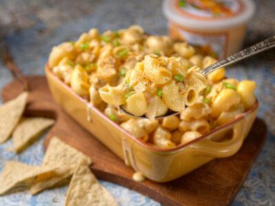 Queso Mac and Cheese   Recipes   ¡Yo Quiero! Brands
