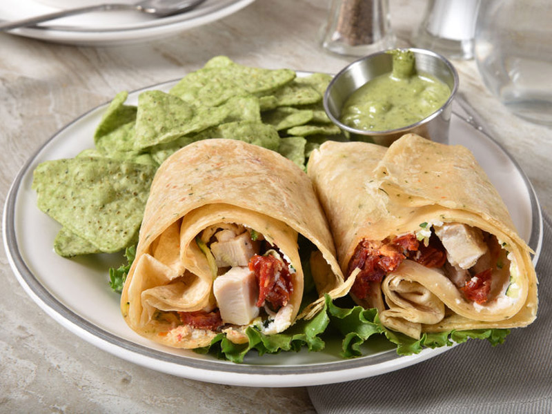 Guacamole Chicken Wraps | ¡Yo Quiero!™️ Brands
