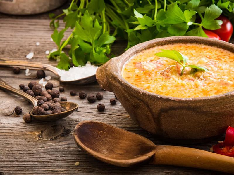 Queso Keto Taco Soup | ¡Yo Quiero!™️ Brands
