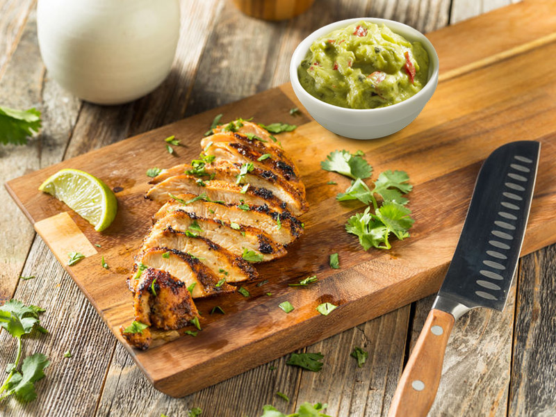 Grilled Cilantro Lime Chicken | Whole30, Paleo, & Low Carb | ¡Yo Quiero!