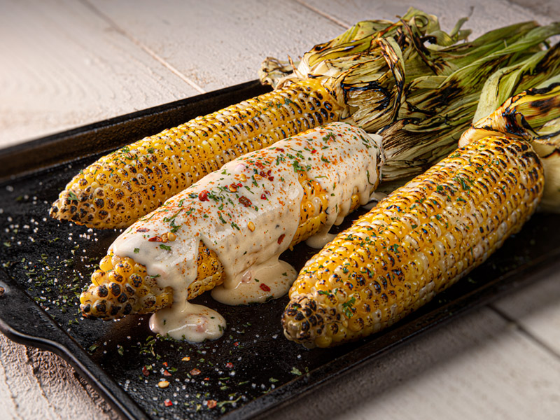 Oven Roasted Corn on the Cob | ¡Yo Quiero!™️ Brands