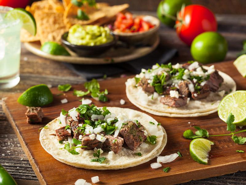 Carne Asada Street Tacos | Steak Tacos | ¡Yo Quiero!™️ Brands
