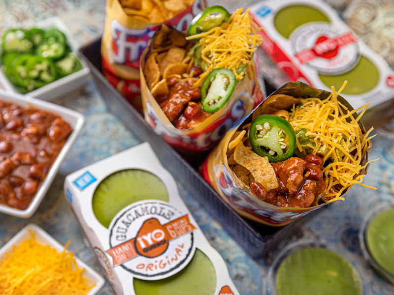 Frito Pie in a Bag | Game Day Recipes | ¡Yo Quiero!™️ Brands
