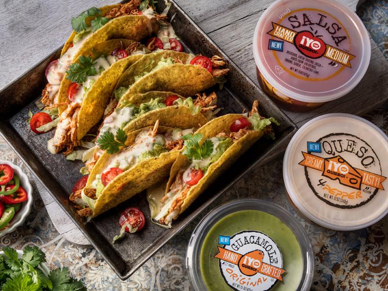 Leftover Turkey Tacos | Love Your Leftovers | ¡Yo Quiero!™️ Brands