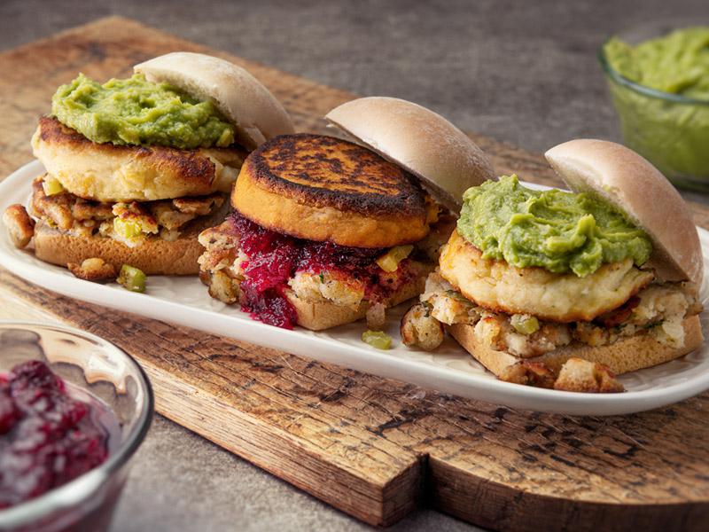 Thanksgiving Sliders | Love Your Leftovers | ¡Yo Quiero!™️ Brands