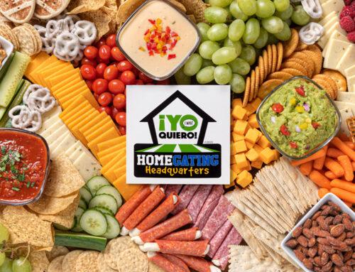 ¡Yo Quiero! Brands Announces Homegating Headquarters