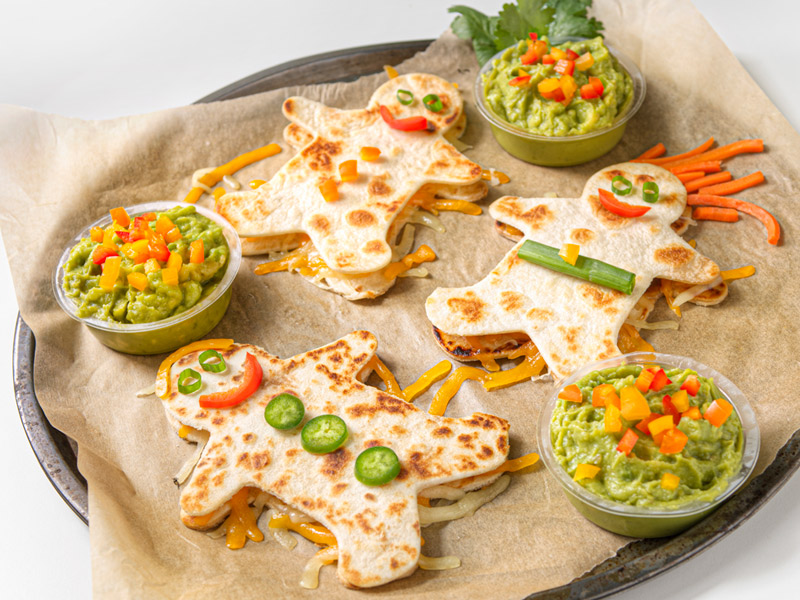 Christmas Quesadillas   Christmas Snacks   ¡Yo Quiero!™️ Brands