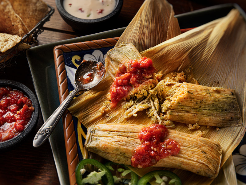 Green Chile Chicken Tamales | Christmas Snacks | ¡Yo Quiero!™️ Brands