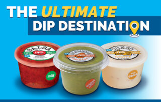 The Ultimate Dip Destination for The Big Game | Game Day Snacks | ¡Yo Quiero!™️ Brands