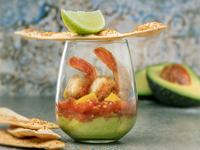 Mexican Shrimp Cocktail | Recipes | ¡Yo Quiero!™️ Brands