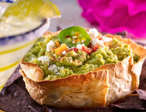 ¡Yo Quiero! Guacamole Bowl