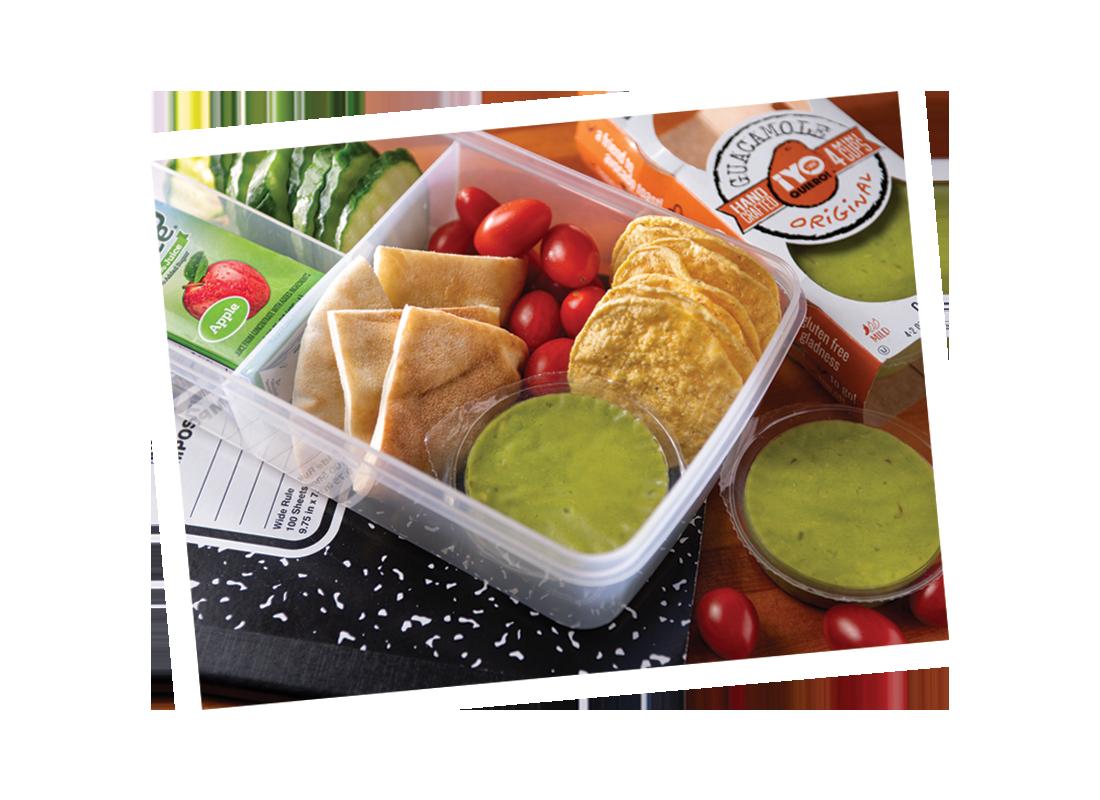 Dippin' Delight Bento Box | Back to School Snacks | ¡Yo Quiero!™️ Brands