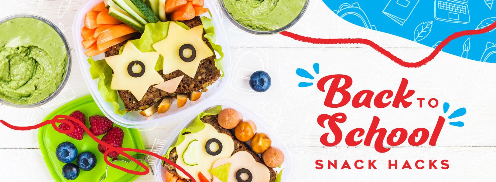 Back to School Snacks | Lunchbox-Ready Snacks | ¡Yo Quiero!™️ Brands
